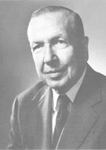 Alumnus and Academy Member Arthur A. Draeger