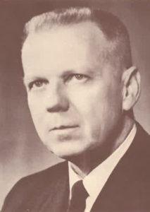 Alumnus and Academy Member Charles Franklin Jones
