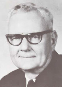 Alumnus and Academy Member Herbert Herman Meier