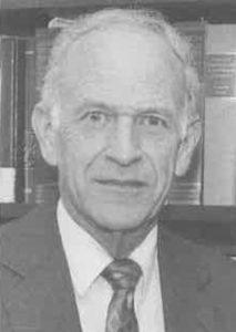 Alumnus and Academy Member Howard Rase