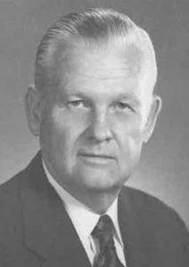 Alumnus and Academy Member Louis Garbrecht