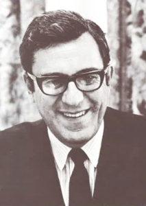 Alumnus and Academy Member Melvin Gertz