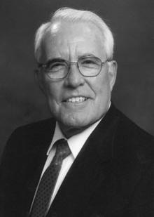 Alumnus and Academy Member Ralph Ferrell