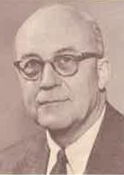 Alumnus and Academy Member Robert Rea Jackson