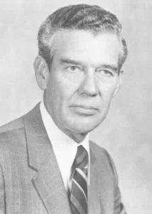 Alumnus and Academy Member T. Brockett Hudson