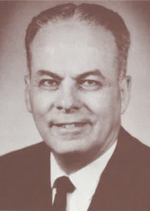 Alumnus and Academy Member William Balfour Franklin