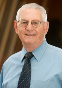 Alumnus and Academy Member J. Winston Porter