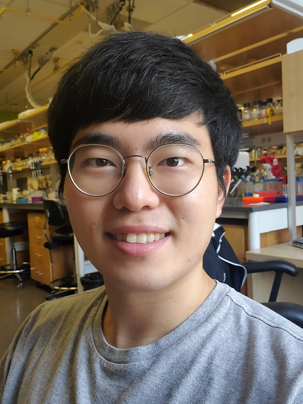 headshot of Wantae Kim